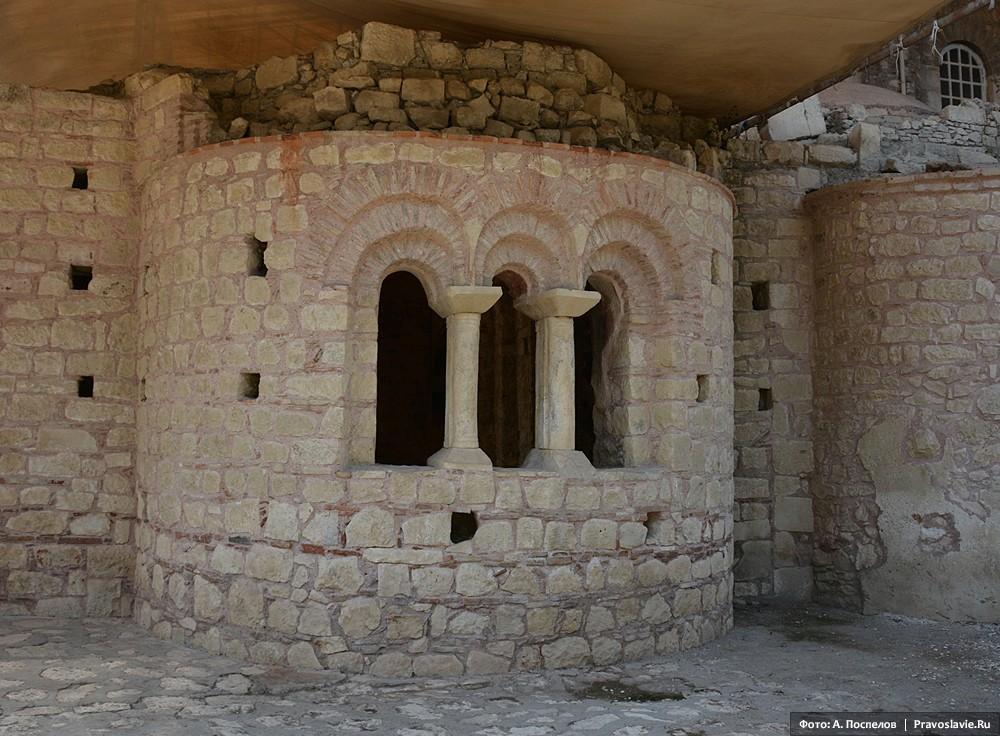 Внешние стены