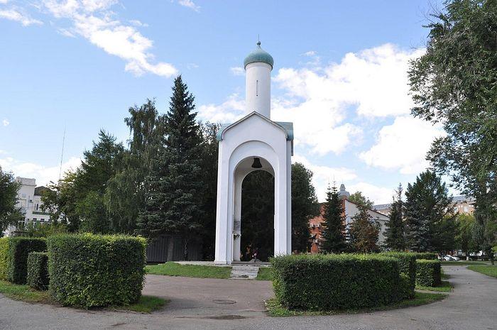 Памятник жертвам политических репрессий в Омске