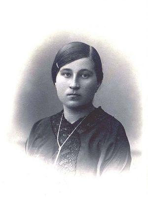 Матушка Антонина Николаевна Крестова