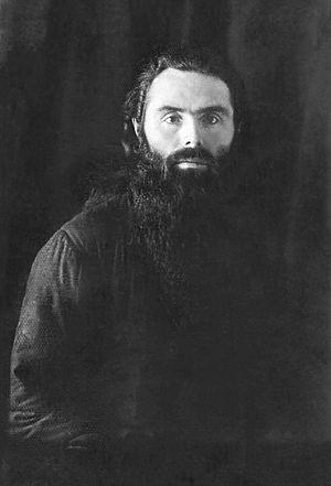 Иерей Пётр Крестов в ссылке 4 марта 1931 г.