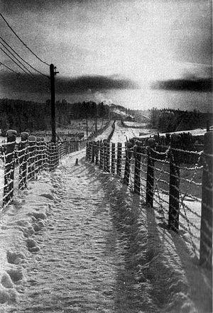 Дорога для заключённых