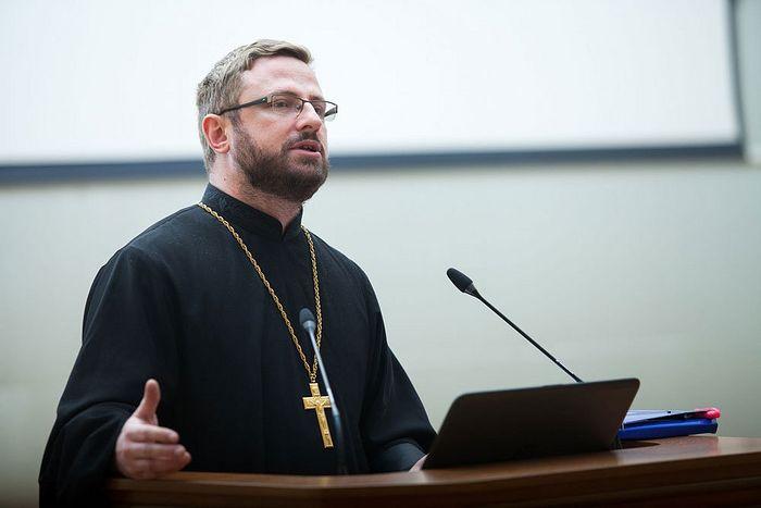 Профессор Дарко Джого считается одним из лучших православных теологов. Фото: ПСТГУ