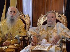 Предстоятель Кипрской Церкви: Другие Предстоятели вряд ли признают Епифания