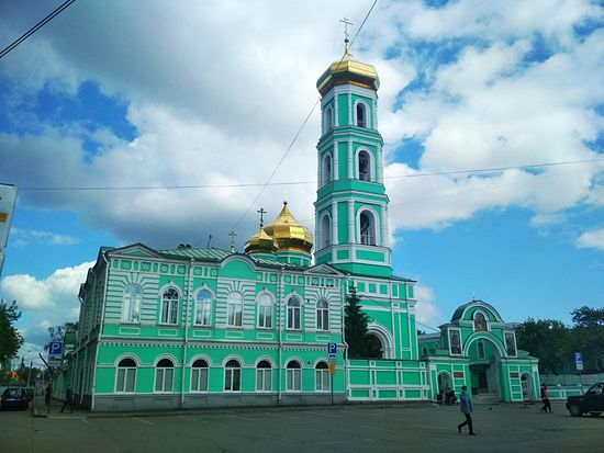 Holy Trinity Cathedral, Perm