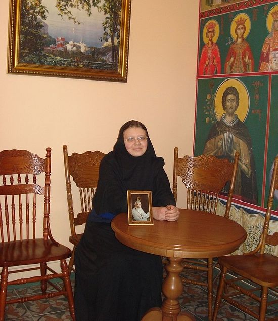 Sisters of the monastery