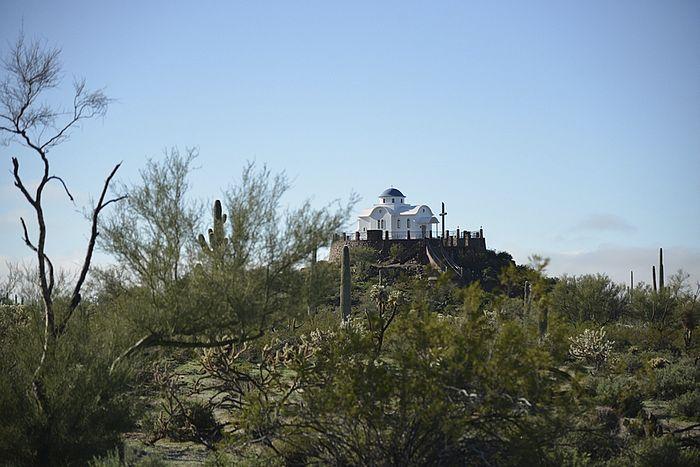 Ιερά Μονή Αγίου Αντωνίου στην Αριζόνα