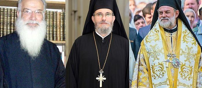 Met. Makarios of Kenya, Metropolitan Agathonikos of Arusha and Central Tanzania, and Metropolitan Dimitrios of Irinoupolis