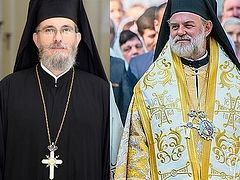 Greek hierarchs of Alexandria punishing African priests who object to recognition of Ukrainian schismatics
