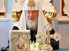 Russian Synod officially supports Patriarch of Jerusalem's call for pan-Orthodox council on Ukrainian crisis