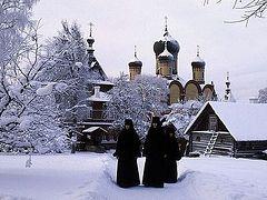 Схимницы Алексия и Мария