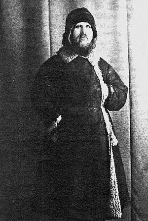 New Hieromartyr Hilarion at the Solovki labor camp.