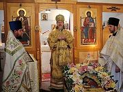 Митрополит Рязанский Марк совершил закладку храма в Хевизе и освятил Троицкий храм в Дебрецене в Венгрии