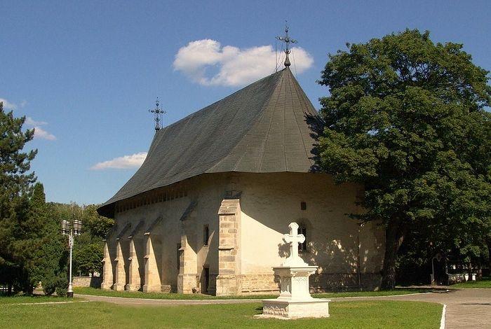 Монастырь Свт. Николая в Рэдэуцах. 1360 г.