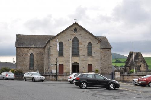 Католическая церковь свт. Фланнана в Киллало, Клэр