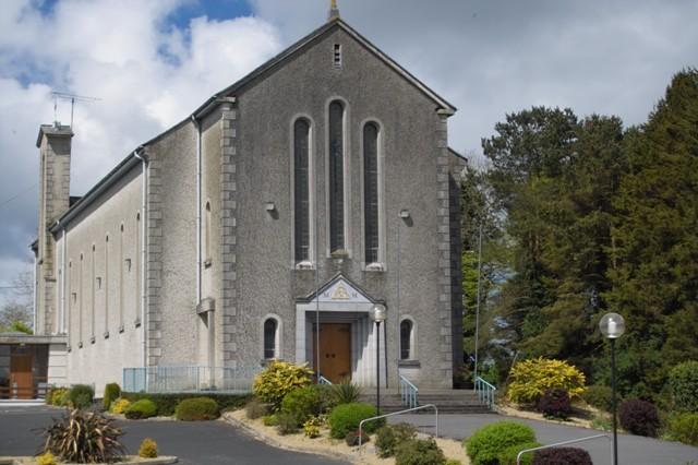 Церковь Пресвятой Троицы в Баллинали, Лонгфорд