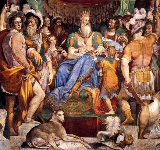 Сполето Дезидерий, король лангобардов