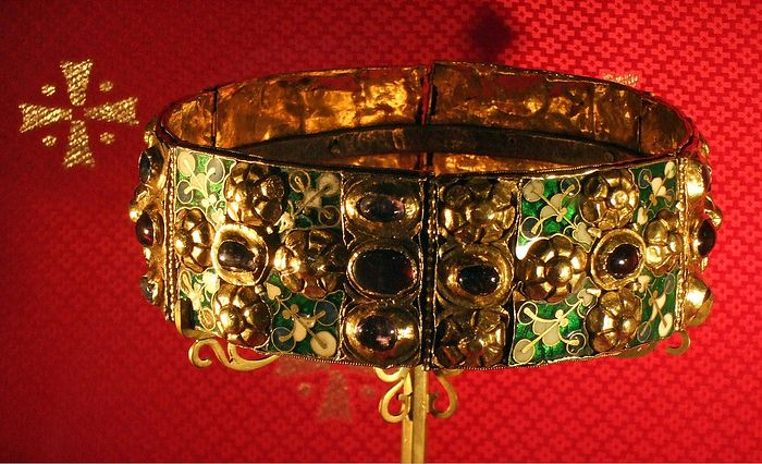 Железная корона лангобардских королей