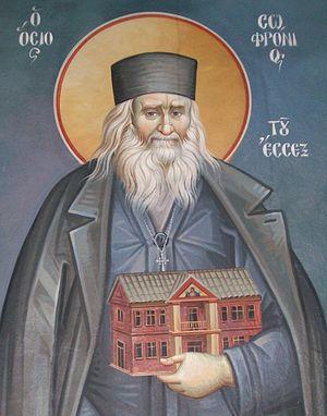 Elder Sophrony of Mt. Athos