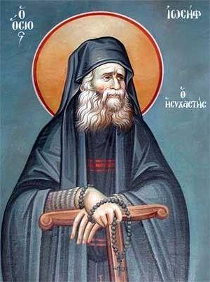 St. Joseph the Hesychast