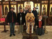В храме при Представительстве Русской Православной Церкви в Дамаске состоялся престольный праздник