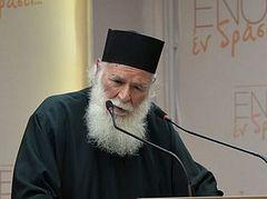 Π. Γεώργιος Μεταλληνός: Η Ορθοδοξία σώζει τον Ελληνισμό και όχι ο Ελληνισμός την Ορθοδοξία