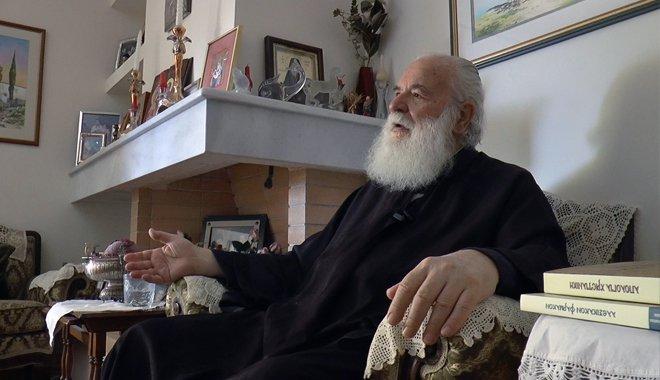 Протопресвитер Георгий Металлинос