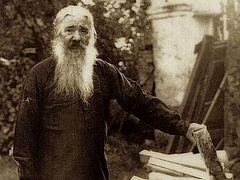 Об отце Павле (Груздеве), русских святых и пророке Иеремии