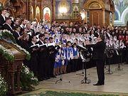 В Нижнем Новгороде прошел XIV Рождественский хоровой собор