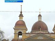 В Санкт-Петербурге завершается реставрация храма Рождества Христова на Песках