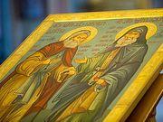Чтимая чудотворная икона преподобных Серафима Саровского и Гавриила (Ургебадзе) будет пребывать в Самаре