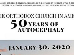 The Orthodox Church of America: 50 Years of Autocephaly