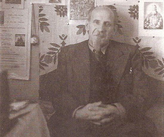 Prof. I. M. Andreyev. Photo: http://christthesavior.net/?p=550