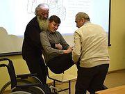 Синодальный отдел по социальному служению и ПСТГУ провели первые обучающие курсы по организации доступной среды