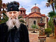 40th day memorial for Elder Ephraim to be served at St. Anthony's Monastery (+VIDEOS)
