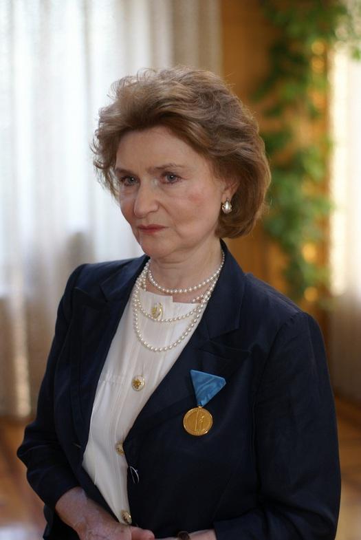 Наталья Нарочницкая и ее «парадоксы» (+ВИДЕО)