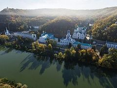 Ukraine's Svyatogorsk Lavra launches beautiful new virtual tour