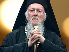Patriarch Bartholomew thanks Archbishop of Cyprus for stance against Jerusalem's initiative for Church unity