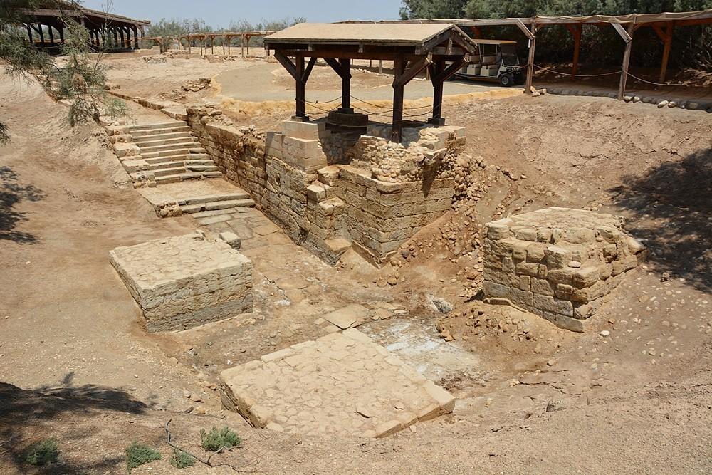 Аль-Махтас, место Крещения Господа Иисуса Христа