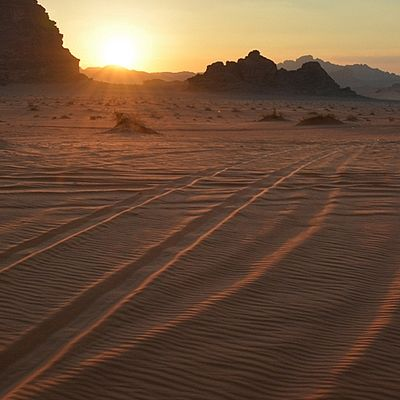 Иордания, её древности, красоты и святыни