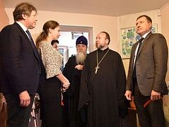 Russian Church opens home for pregnant women in crisis situations in Orenburg