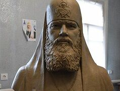 Work begins on bust of Patriarch Alexei II to be erected in Estonian town of Jõhvi