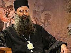 Μητροπολίτης Πορφύριος: Οι αμετανόητοι ουκρανοί σχισματικοί δεν αναγνωρίζονται ως μέλη της Εκκλησίας