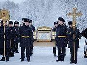 В Архангельске встретили главную икону Военно-морского флота России