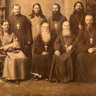 Исповедники Енотаевские: хроника подвига