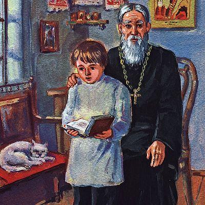 Свет отца Сергия