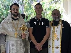 Latvian man baptized after Orthodox faithful in New York help free him from Mexican prison