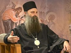 Unrepentant Ukrainian schismatics not recognized as members of the Church—Serbian hierarch