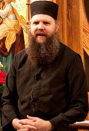 Ιερομόναχος Δαμασκηνός (Christensen)