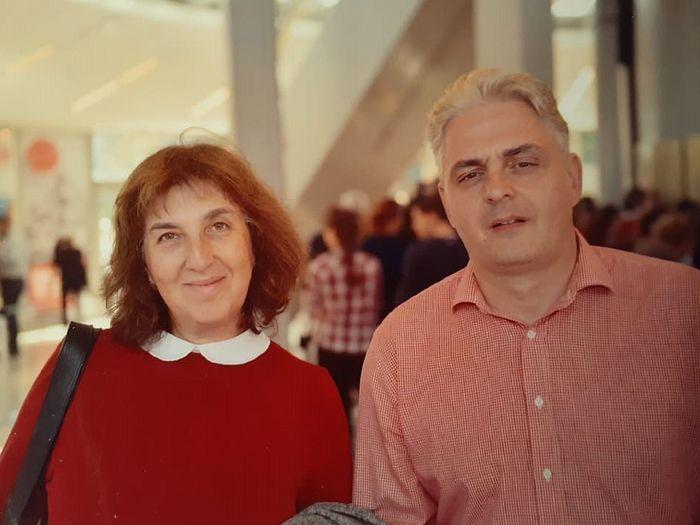 Виолетта и Сергей