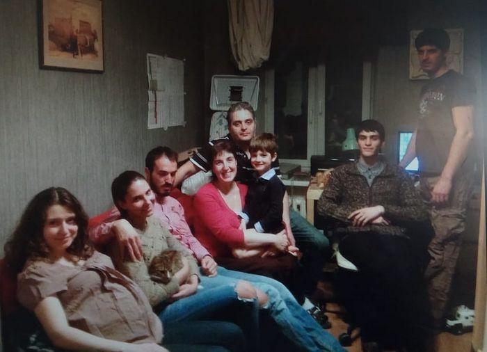Сыновья и невестки
